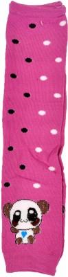 Crux & Hunter armlady-01 Wool Arm Warmer(Pink)