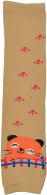 Crux & Hunter armlady-03 Wool Arm Warmer(Brown)