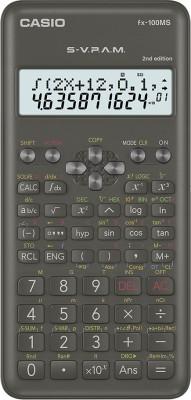 CASIO FX-100MS 2nd Edition Scientific Calculator(12 Digit)