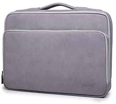 Tarkan 14 inch Laptop Case(Grey)