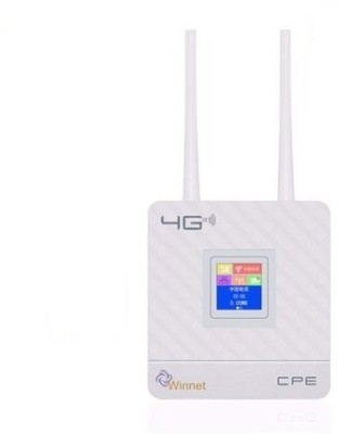 WINNET CPE WIN10 4G LTE CPE WiFi Router 4G 3G 150 Mbps Router