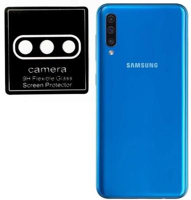 umravatiya Camera Lens Protector for Camera Lens Screen Protector 9H Flexible Camera Glass For Samsung Galaxy A70 Transparent