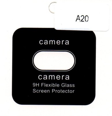 RUNEECH Camera Lens Protector for SAMSUNG A20(Pack of 1)