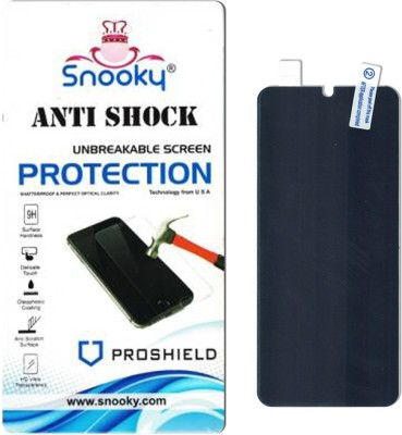 Snooky Nano Glass for Micromax Canvas Amaze 2 E457 Pack of 1 Snooky Screen Guards