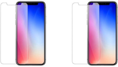 44MOB Screen Guard for Apple iPhone X(Pack of 2)