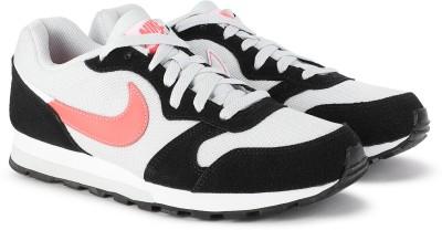 nike md runner 2 mid premium running shoes for men green