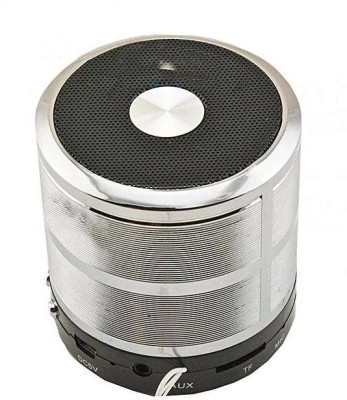 Brown Bee WS-887 Wireless Bluetooth Speaker Great Sound And Deep Bass 5 W Bluetooth Speaker(Silver, Mono Channel)