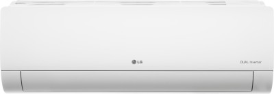 LG 1.5 Ton 5 Star Split Inverter AC  - White(KS Q18ENZA, Copper Condenser)