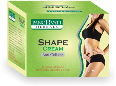 panchvati Herbals Anti Cellulite Shape Cream For Women(100 g)