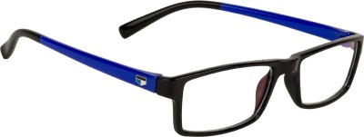JOHAENA Full Rim Rectangle Frame(52 mm)