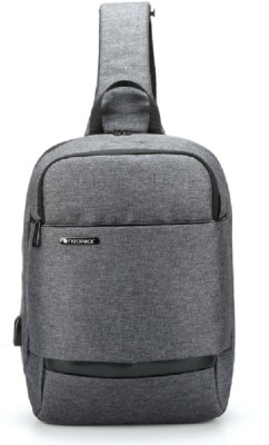 Neopack 14 inch Inch Laptop Backpack Grey