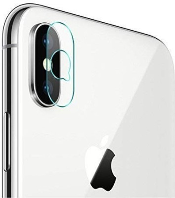 Outlier Back Camera Lens Glass Protector for Apple iPhone X(Pack of: 1)