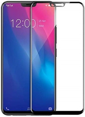 BrewingQ Edge To Edge Tempered Glass for VIVO V9 PRO(Pack of 1)