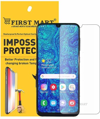 FIRST MART Impossible Screen Guard for Samsung Galaxy A30, Samsung Galaxy A30s, Samsung Galaxy A50, Samsung Galaxy A50s, Samsung Galaxy M30, Samsung Galaxy M30s, Samsung Galaxy A20(Pack of 1)
