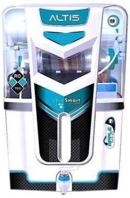 Aqua aqu013 10 L RO + UF Water Purifier(White)