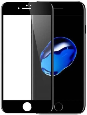 Kuber Smart Accessories Edge To Edge Tempered Glass for Apple IPhone 6S 2.5D Curved edge(Pack of 1)