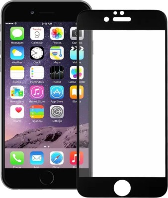 Landmark Edge To Edge Tempered Glass for Apple IPhone 6S Plus 2.5D Curved edge(Pack of 1)