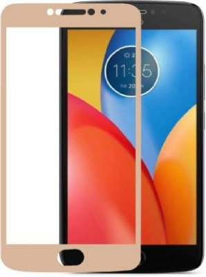 Knotyy Tempered Glass Guard for Motorola Moto E4 Plus(Pack of 1)