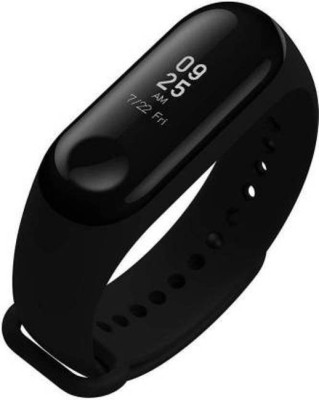 JJ COLLECTION SMART BAND M3(Multicolor Strap, Size : FREE)