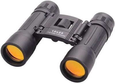NSC Outdoor 10x25 zooming zoom Folding Rotate adjustable binocular travelling Binoculars Binoculars(21 , Black)