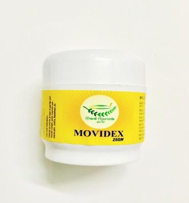 Kharal Ayurveda Movidex Balm(25 g)
