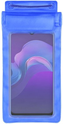 ACM Pouch for Vivo Y12(Blue, Waterproof, Silicon)