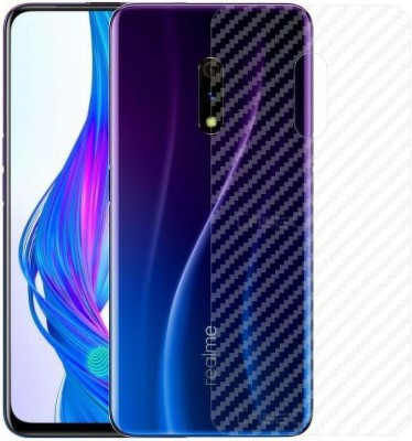 BHRCHR Back Screen Guard for Realme X(Pack of 1)