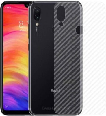 BHRCHR Back Screen Guard for Mi Redmi Note 7 Pro(Pack of 1)