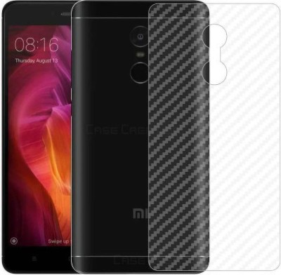 BHRCHR Back Screen Guard for Mi Redmi Note 5 Pro(Pack of 1)
