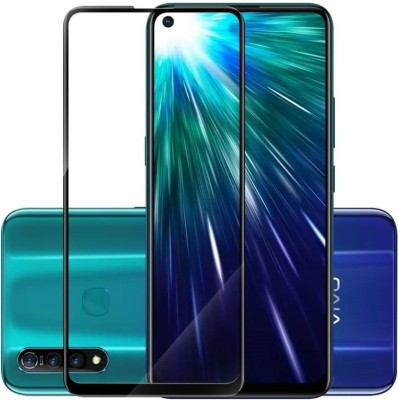 Blue Labs Edge To Edge Tempered Glass for Vivo Z1 Pro(Pack of 1)