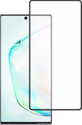 Stuffcool Edge To Edge Tempered Glass for Samsung Galaxy Note 10(Pack of 1)