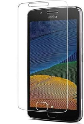 Knotyy Tempered Glass Guard for Motorola Moto G5 Plus(Pack of 1)