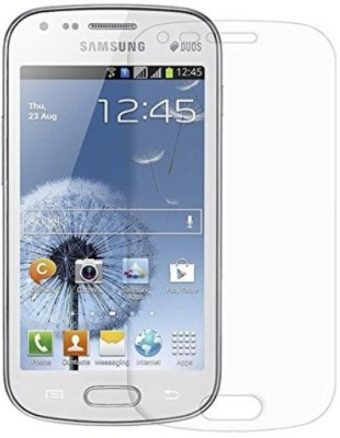 THOGAI Tempered Glass Guard for Samsung Galaxy S duos, Samsung Galaxy 7562(Pack of 1)