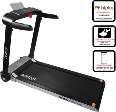 FITKIT FT250 2.0 HP Treadmill