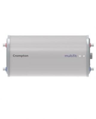 Crompton 25 L Storage Water Geyser (Multi-Fit, White)