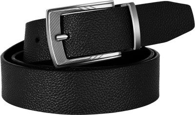 Nitrogen Men Casual Black, Brown Artificial Leather Belt Nitrogen Belts