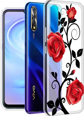 Flipkart SmartBuy Back Cover for Vivo S1, Vivo Z1x(Multicolor, Shock Proof, Silicon)