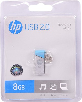 HP v215b 8  GB Pen Drive