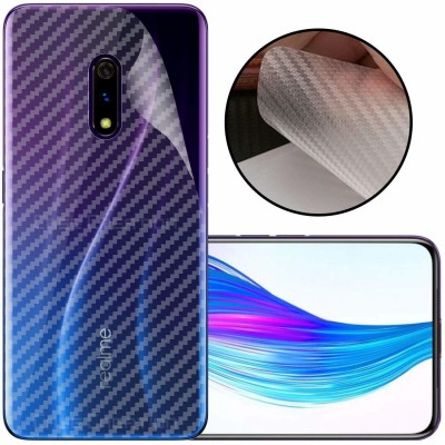 DSCASE Back Screen Guard for Realme X(Pack of 1)