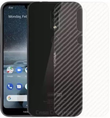 Q Box Back Screen Guard for Nokia 4.2(Pack of 1)
