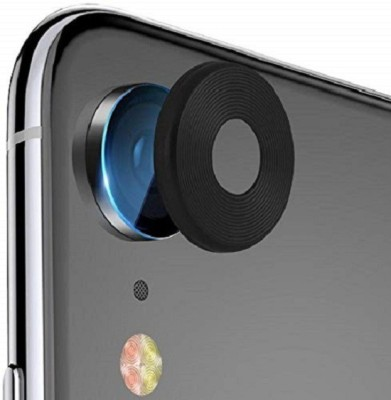 Novo Style Camera Lens Protector for Apple iphone XR Metal Alloy Protector Cap(Pack of 1)