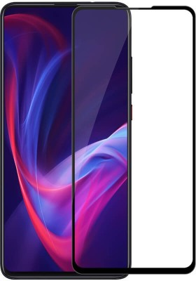 DPROQ Edge To Edge Tempered Glass for REDMI MI K20 PRO(Pack of 1)