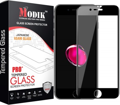 MODIK Edge To Edge Tempered Glass for Apple iPhone 6 Plus, Apple iPhone 6s Plus(Pack of 1)