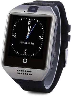 SYARA Q 18 smart watch Smartwatch Black Strap, XL
