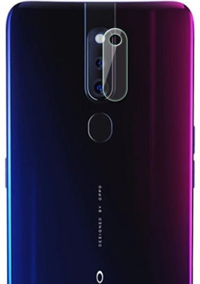MRNKA Camera Lens Protector for OPPO F11 Pro, OPPO K3, Realme X(Pack of 1)