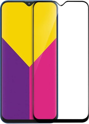 Power Edge To Edge Tempered Glass for Samsung Galaxy M20, Samsung Galaxy A10(Pack of 1)