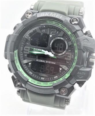 SKMEI SKMEI_1299 army SKMEI_1299 army Analog Digital Watch   For Men SKMEI Wrist Watches
