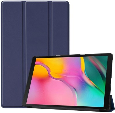 SPL Book Cover for Samsung Galaxy Tab S5E LTE (SM-T725)(Blue, Shock Proof)