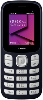 Lava A1(Glossy Blue)