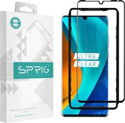 Sprig Tempered Glass Guard for Huawei P30 Pro(Pack of 1)